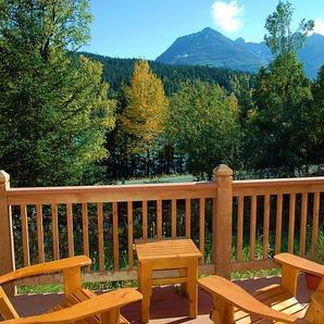 Trail Lake View | Balcony