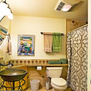 Trail Lake View | Bathroom