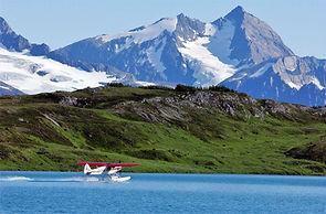 Alaska on Floats