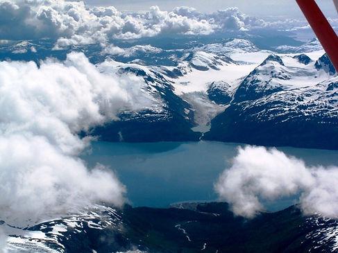langdon glacier, oof the sargent