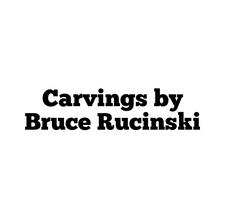 Carvings by Bruce Rucinski