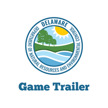 Department of Natural Resources and Environmental Control Game Trailer
