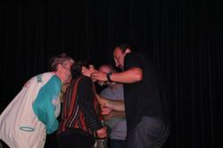 Participation du public festival des Paillons Ben Jugat
