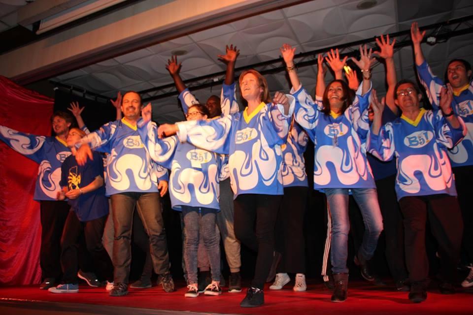Ben Jugat Festival impro 2016