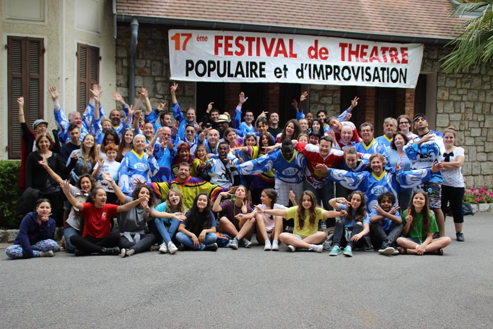 Groupe Festival 2016