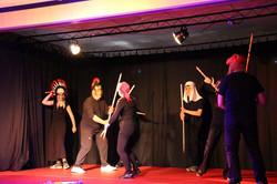 Crea timoteo teatro Festival impro 2016