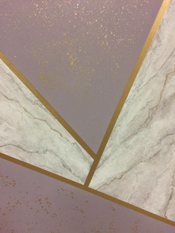 PAINTED MARBLE PHOTO BACKDROP