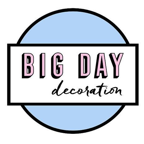 Big Day Decoration