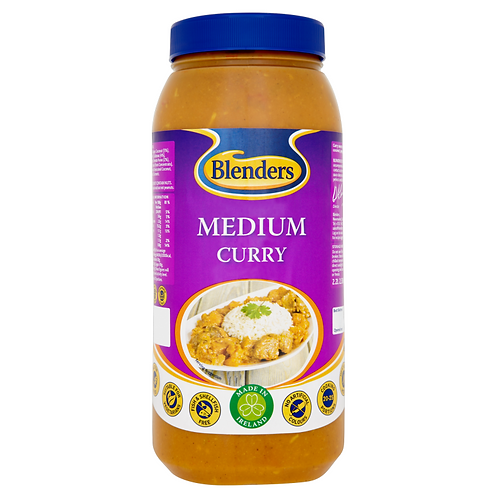 Blenders Medium Curry Sauce 2x2.3kg CBLE49056