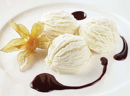 Paganini Luxury Vanilla Ice Cream 2x4ltr FPAG4873