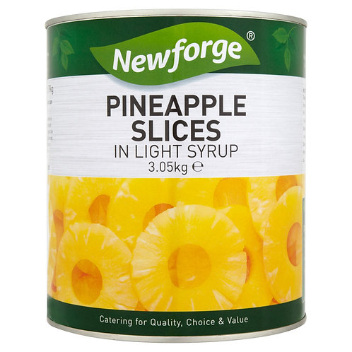 Newforge Pinapple Rings 6x3kg AEXE49117