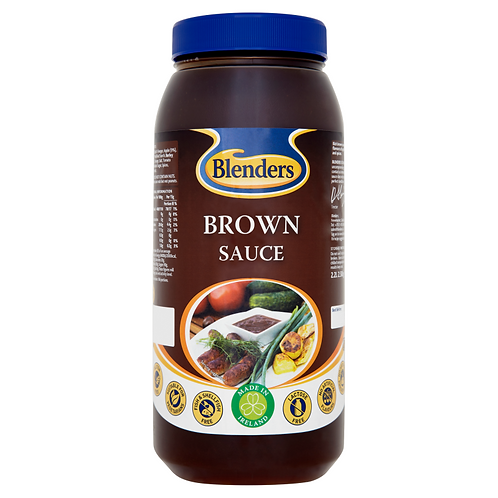 Blenders Brown Sauce 2x2.5kg CBLE49039