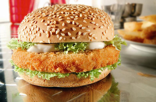 Big Al's Breaded Chicken Burger 60x100g FGOL1678