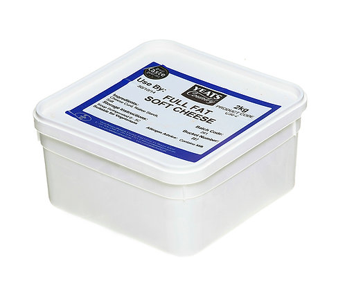 Soft Cream Cheese 2kg CPAN5073