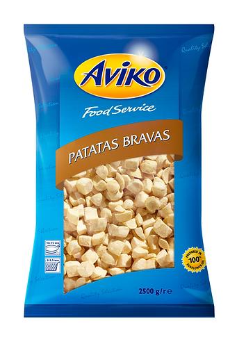Aviko Patatas Bravas 4x2.5kg FAVI4355
