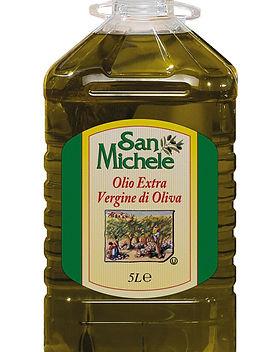 San Michele Extra Virign Olive Oil 5L PE