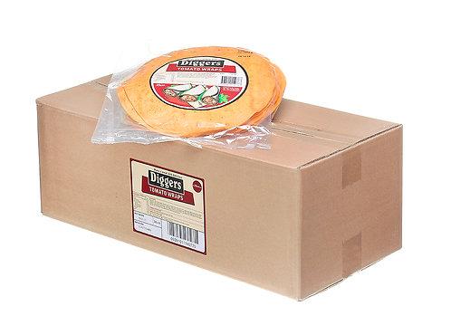 Diggers Tomato Wraps 25cm 10x10 CPAN4704