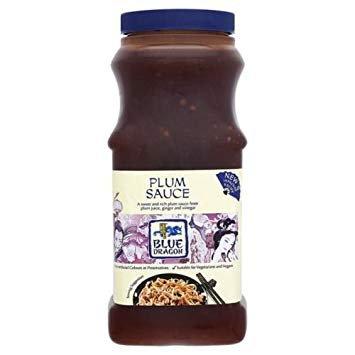 Blue Dragon Plum Sauce 6 x 1lt