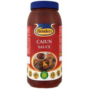 Blenders Cajun Sauce 2x2.3kg CBLE49052