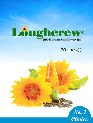 Loughcrew Sunflower Oil 20lt AMIL4919