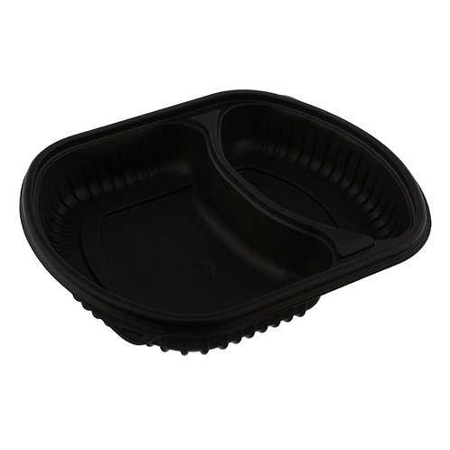 2 Compartment Meal Box 36oz x 250