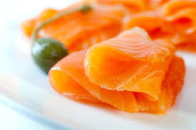 Sliced Smoked Salmon per kg FPAN4516