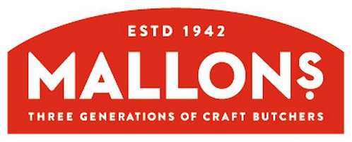 Mallons 8's Sausages 5kg FMALL4628