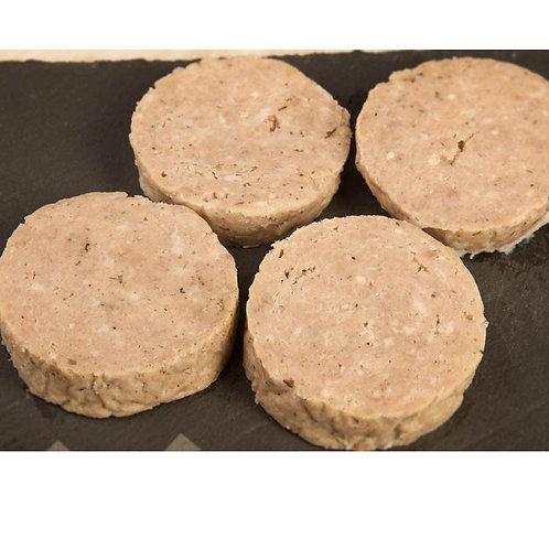 Loughane Sliced White Pudding 4.5kg FLOU42146
