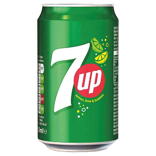 7up Can 330ml x 24 ALYN5234
