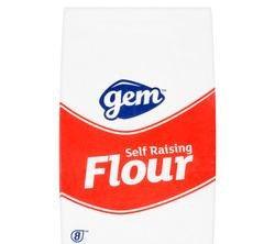 Gem Self Raising Flour 16kg AGEM4721