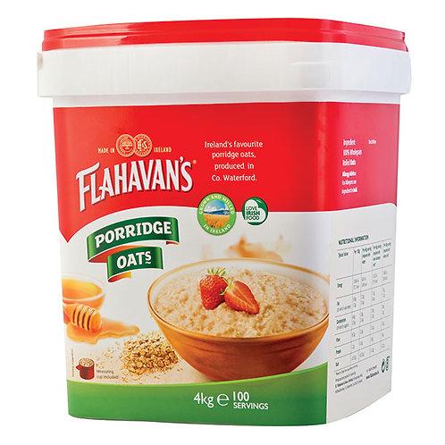 Flahavans Porridge Oats 4kg AFLA6503