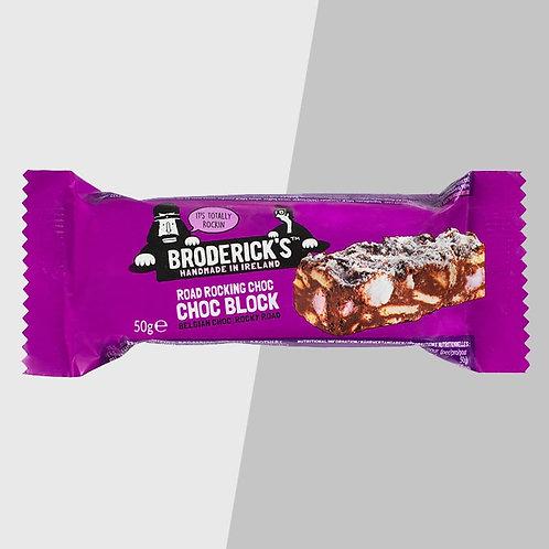 Broderick's Rocky Road Bars x 20 FBRO4814