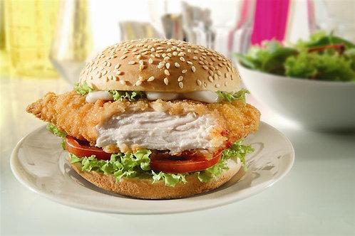 Big Al's Fast Fried Breaded Fillet 2x1.3kg FGOL1691