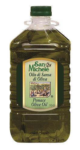 San Michele Pomace Olive Oil 5lt AMIL49060