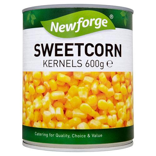 Newforge Sweetcorn 12x600g AEXE49101