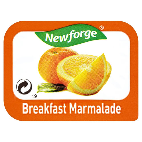 Newforge Marmalade Portions 96x20g AEXE49169