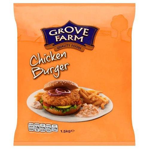 Grove Chicken Slice 4x15x100g FGRO3203
