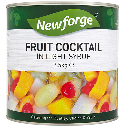 Newforge Fruit Cocktail 6x2.5kg AEXE49105