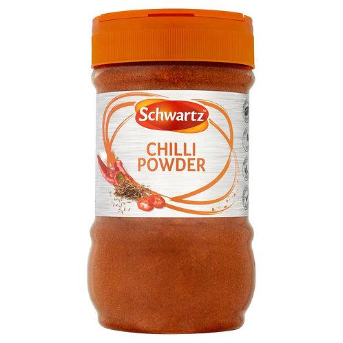 Schwartz Chilli Powder 400g AEXE5639