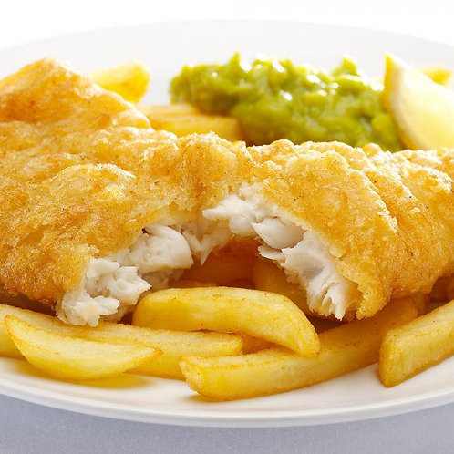Fish Shop Battered Cod Fillets 230g x 15 FFIV4519