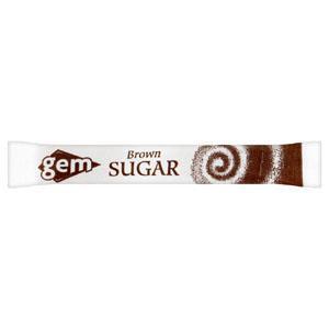 Gem Brown Sugar Sticks 1000 AGEM5402