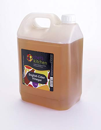 Chefs Kitchen Cider Vinegar 4x5ltr