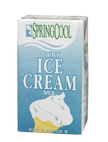 Spring Cool Ice Cream Mix 12 x 1lt CLAK5041