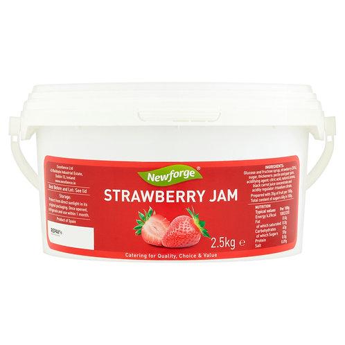 Newforge Strawberry Jam 2.5kg AEXE4986