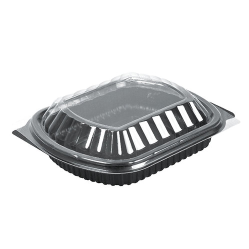 1 Compartment Meal Box Domed Lid  36oz 4 x 63