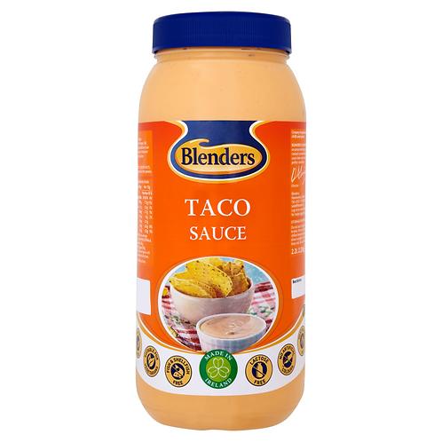 Blenders Taco Sauce 2x2.2ltr CBLE49047