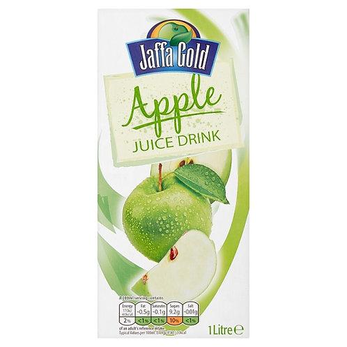 Jaffa Gold Apple Juice 12 x 1ltr CELL5506