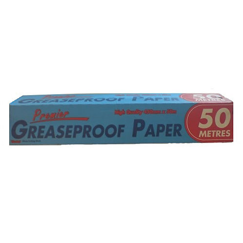 Greaseproof Paper 450mm x 50m AWES5697