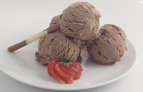 Paganini Luxury Chocolate Ice Cream 2x4ltr FPAG4869