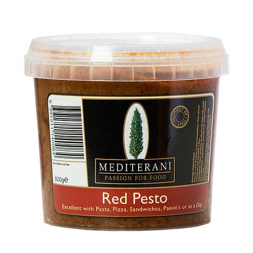 Mediterani Red Pesto 800g